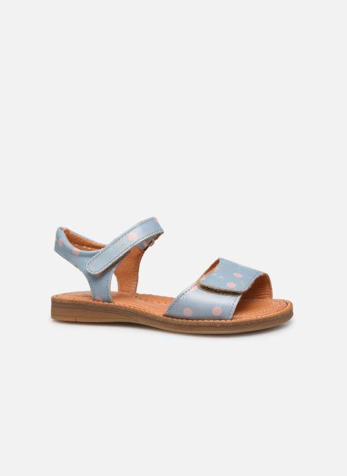 Sandales et nu-pieds Babybotte Kokotiersan x SARENZA Bleu vue derrière