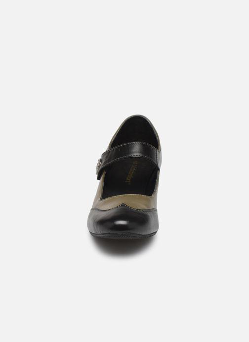 Pumps Pédiconfort Cyrielle C Svart bild av skorna på