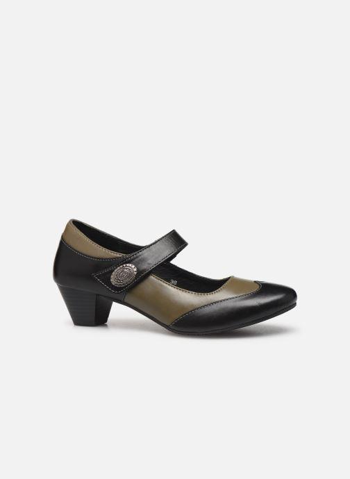 High heels Pédiconfort Cyrielle C Black back view