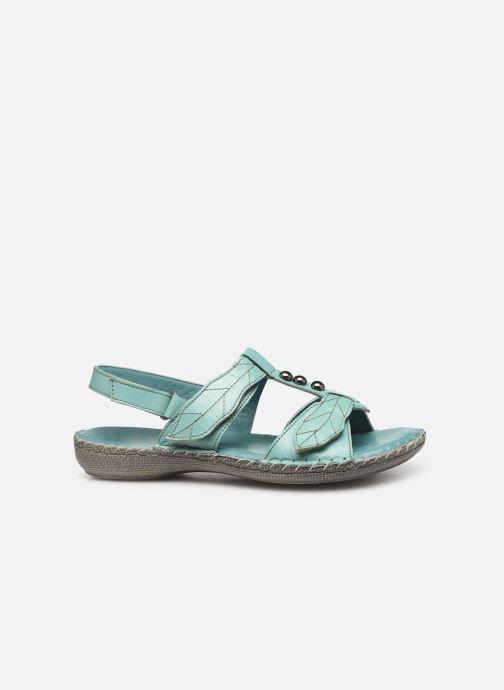 Sandali e scarpe aperte Pédiconfort Manon C Azzurro immagine posteriore