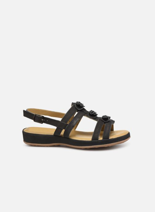 Sandals Pédiconfort Margaux C Black back view