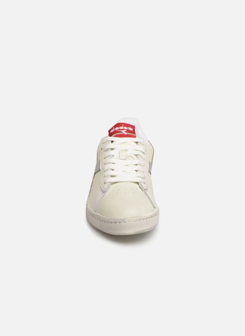 Sneakers Diadora GAME L LOW WAXED W Wit model