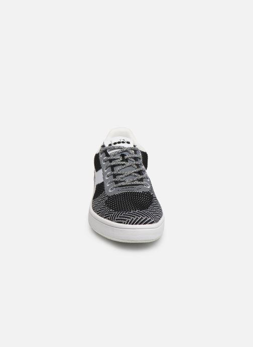 Sneakers Diadora B.Elite Weave W Svart bild av skorna på