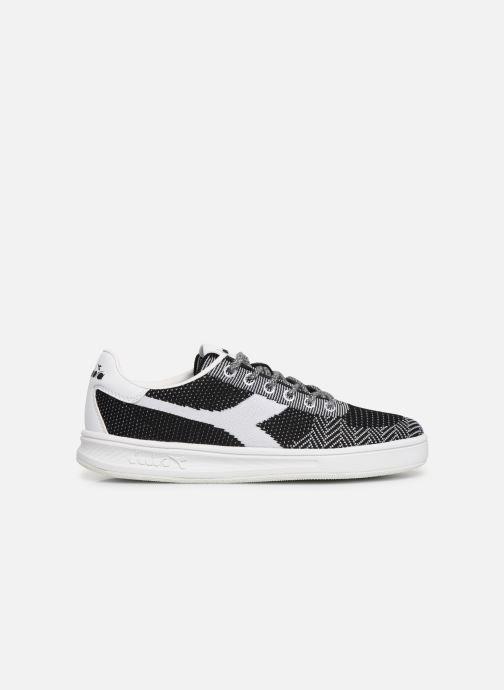 Sneakers Diadora B.Elite Weave W Svart bild från baksidan