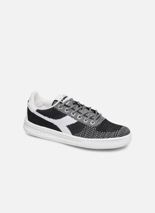 Sneakers Diadora B.Elite Weave W Svart detaljerad bild på paret