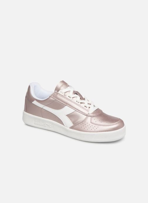 Sneakers Donna B.Elite L  Metallic Wn