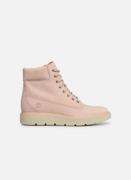 Ankle boots Timberland Kenniston 6in Lace Up Boot Pink back view