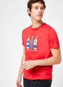 Kläder Tillbehör Tee-Shirt Sérigraphié
