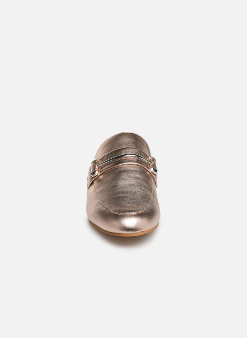 Mules et sabots Steve Madden Kera Flat Rose vue portées chaussures