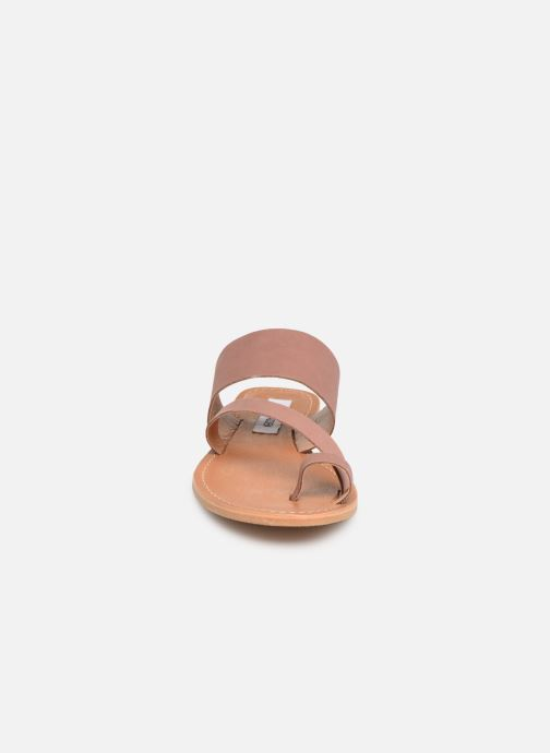 Wedges Steve Madden Shelby Slipper Roze model