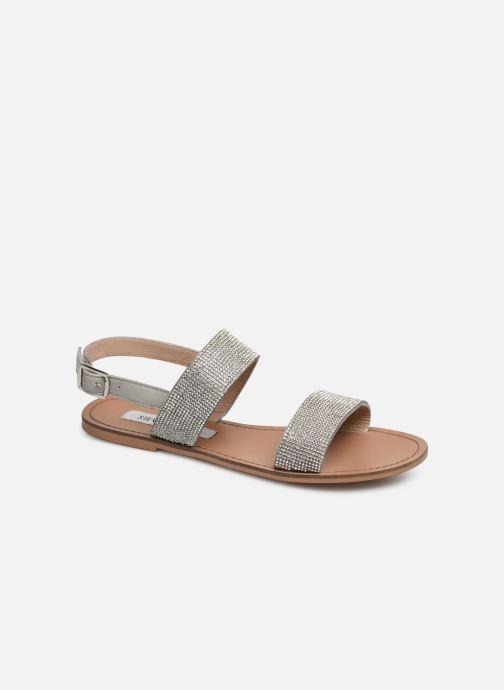 Sandales et nu-pieds Steve Madden Alea Sandal Argent vue détail/paire