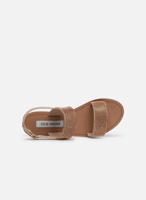 Sandales et nu-pieds Steve Madden Alea Sandal Or et bronze vue gauche