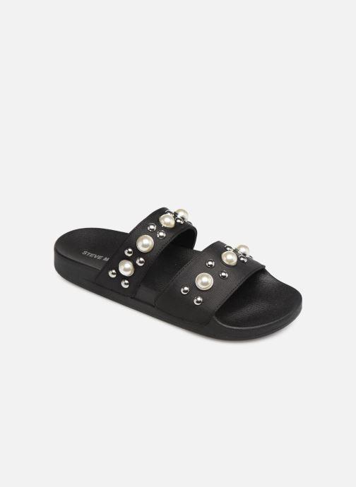 Mules et sabots Steve Madden Polite Sandal Noir vue détail/paire