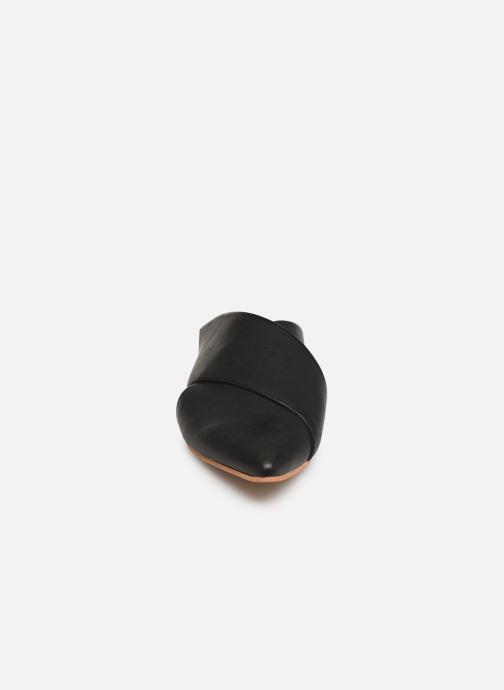Wedges Steve Madden Camia Mule Zwart model