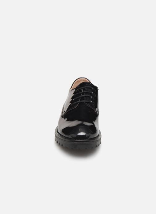 Zapatos con cordones Acebo's 9778AC Negro vista del modelo