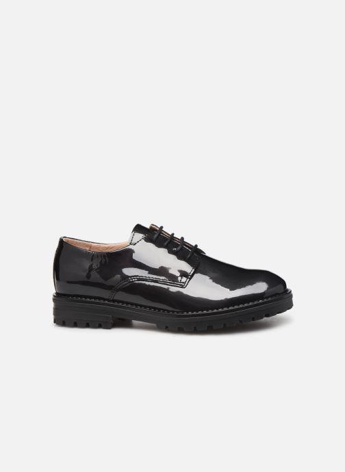 Zapatos con cordones Acebo's 9778AC Negro vistra trasera