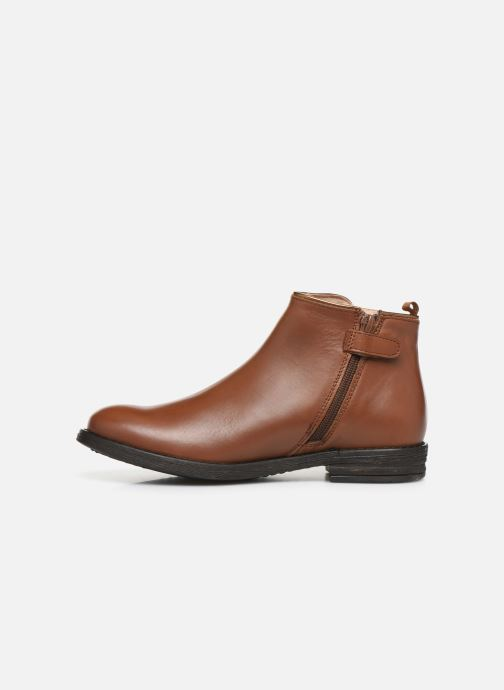 Ankle boots Acebo's 9514TH Brown front view