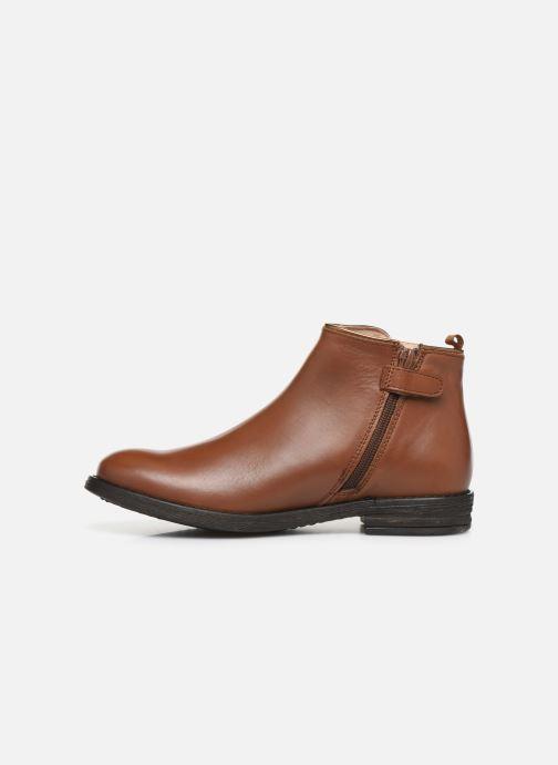 Boots en enkellaarsjes Acebo's 9514TH Bruin voorkant