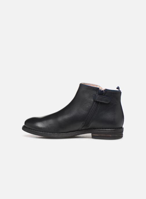 Bottines et boots Acebo's 9514TH Bleu vue face