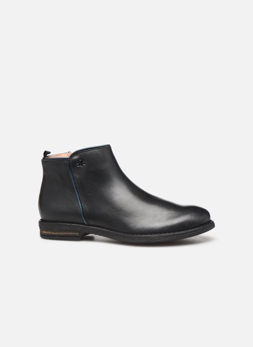 Bottines et boots Acebo's 9514TH Bleu vue derrière