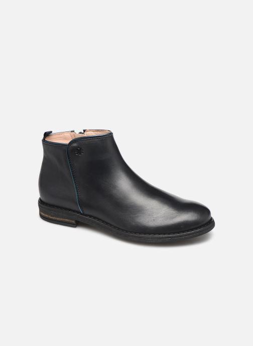 Bottines et boots Acebo's 9514TH Bleu vue détail/paire