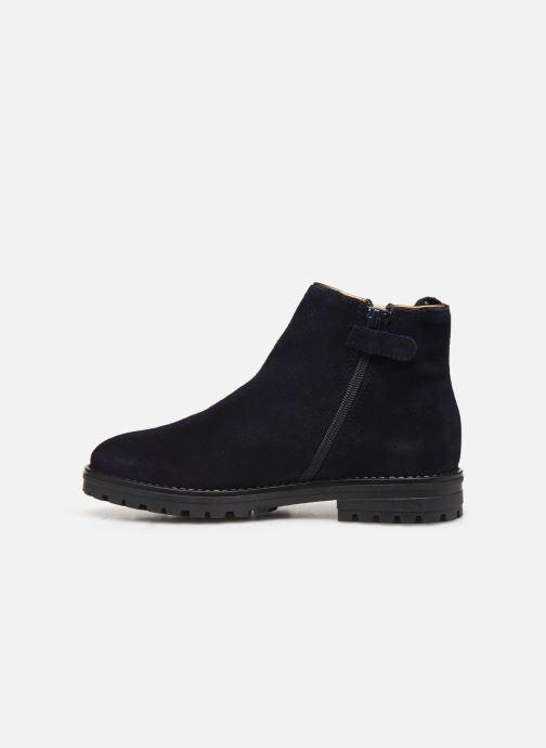Bottines et boots Acebo's 9775 Bleu vue face