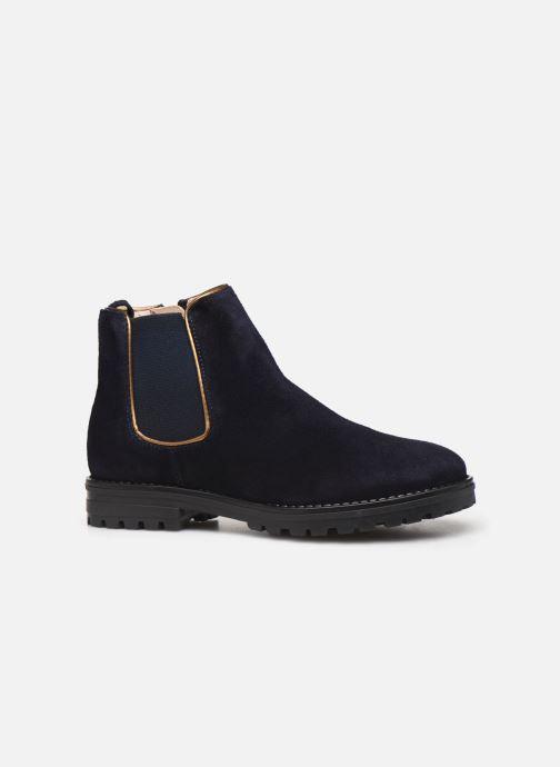 Bottines et boots Acebo's 9775 Bleu vue derrière