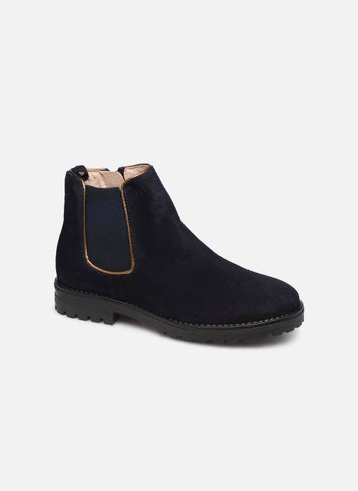 Bottines et boots Acebo's 9775 Bleu vue détail/paire