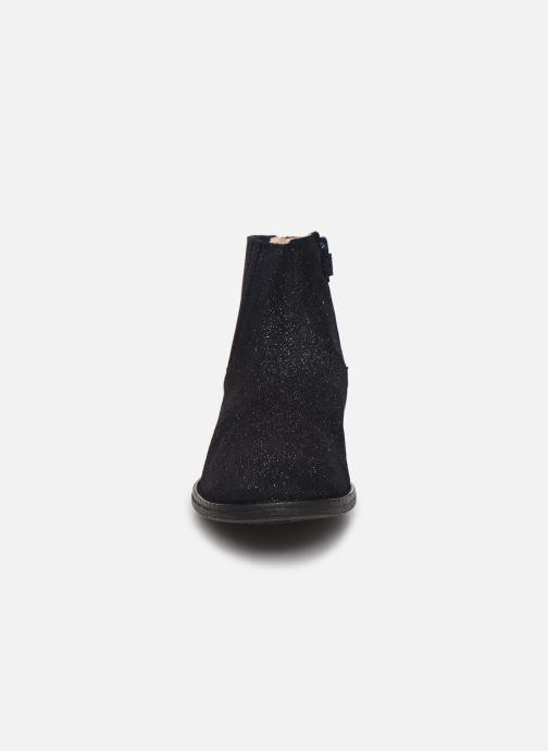 Bottines et boots Acebo's 97625A Bleu vue portées chaussures