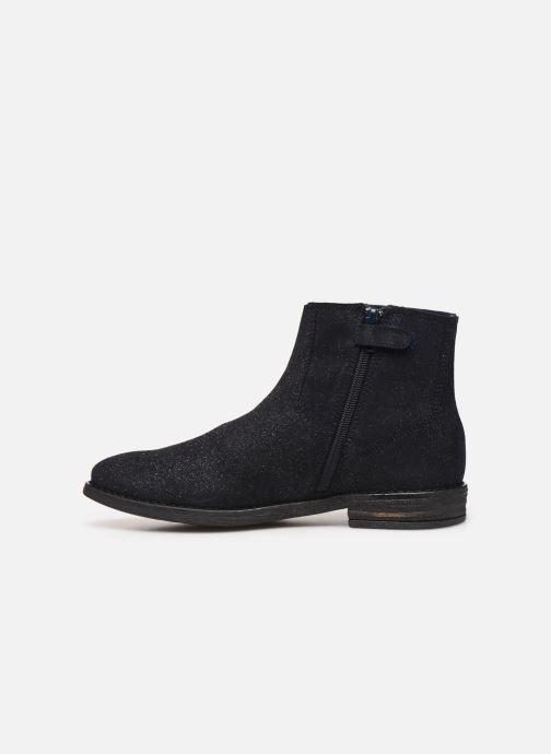 Bottines et boots Acebo's 97625A Bleu vue face