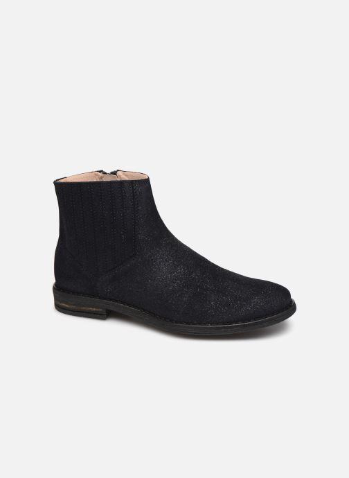 Bottines et boots Acebo's 97625A Bleu vue détail/paire