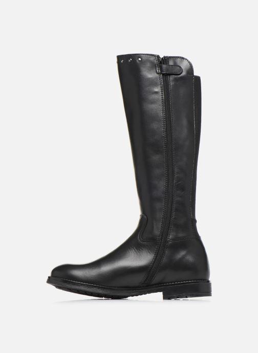 Laarzen Acebo's 9771 Zwart voorkant