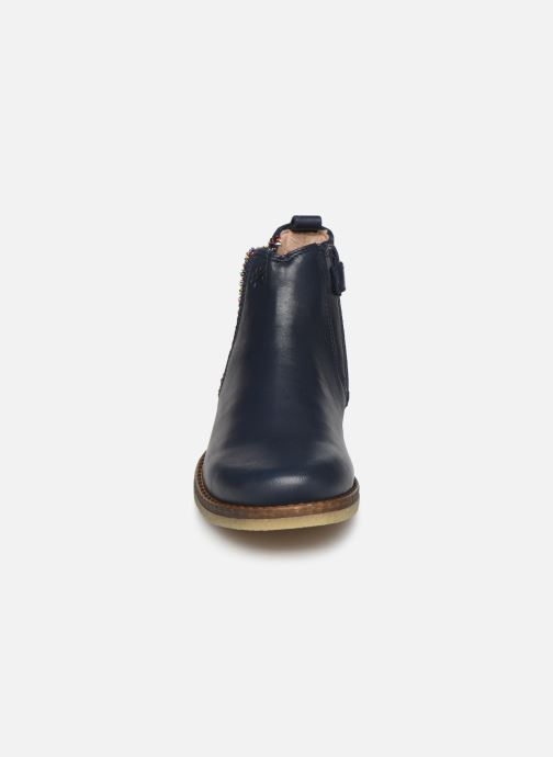 Boots en enkellaarsjes Acebo's 5274 Blauw model