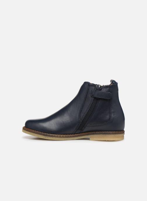 Bottines et boots Acebo's 5274 Bleu vue face