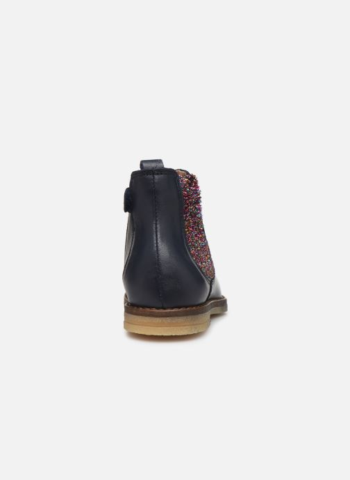 Boots en enkellaarsjes Acebo's 5274 Blauw rechts