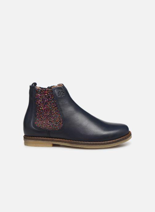 Bottines et boots Acebo's 5274 Bleu vue derrière