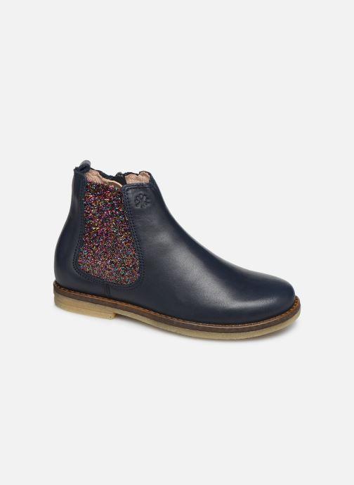 Boots en enkellaarsjes Acebo's 5274 Blauw detail