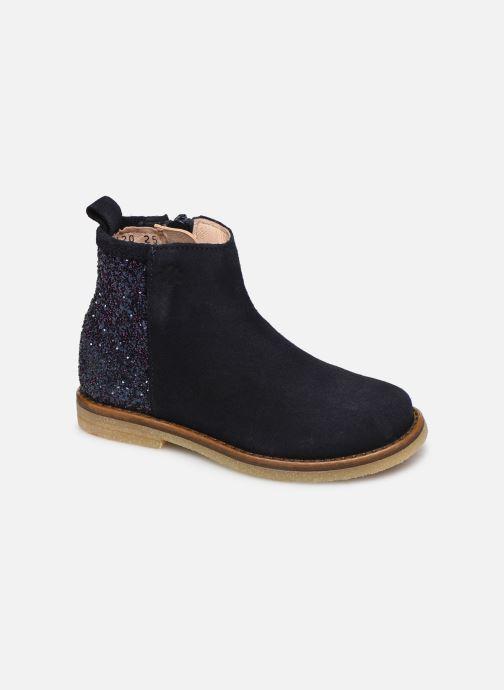 Bottines et boots Acebo's 3120 Bleu vue détail/paire