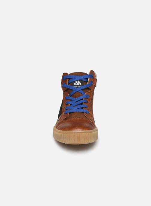 Bottines et boots Acebo's 5290 Marron vue portées chaussures