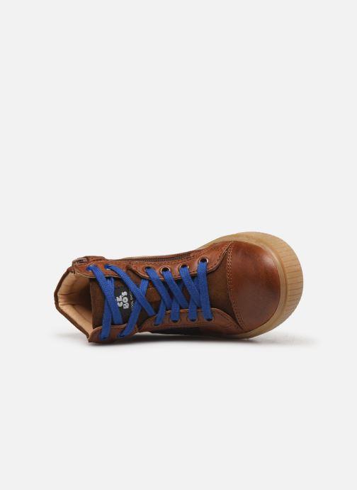 Bottines et boots Acebo's 5290 Marron vue gauche