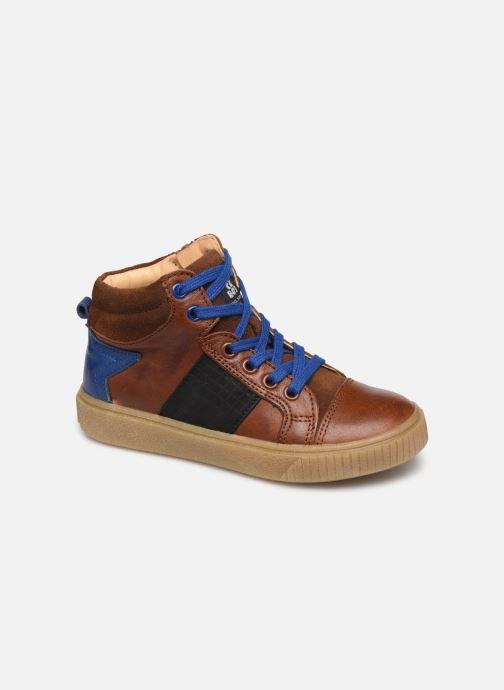 Bottines et boots Acebo's 5290 Marron vue détail/paire