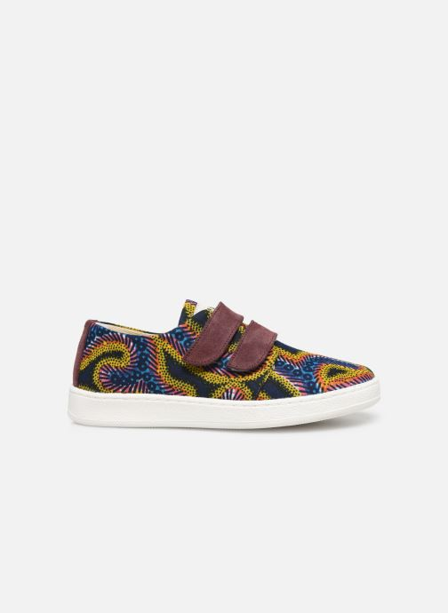 Trainers Panafrica Addis-Abeba Multicolor back view