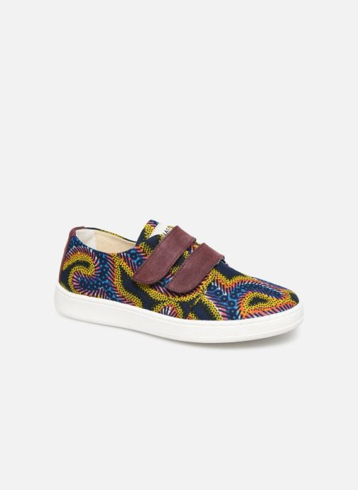 Trainers Panafrica Addis-Abeba Multicolor detailed view/ Pair view