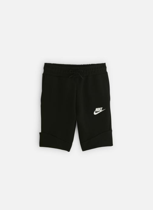 Kleding Nike Nike Sportswear Tech Fleece Short Zwart detail