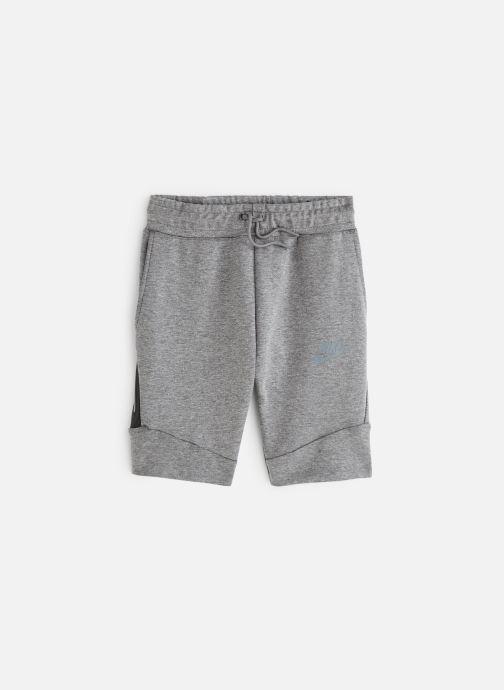 Kleding Nike Nike Sportswear Tech Fleece Short Grijs detail