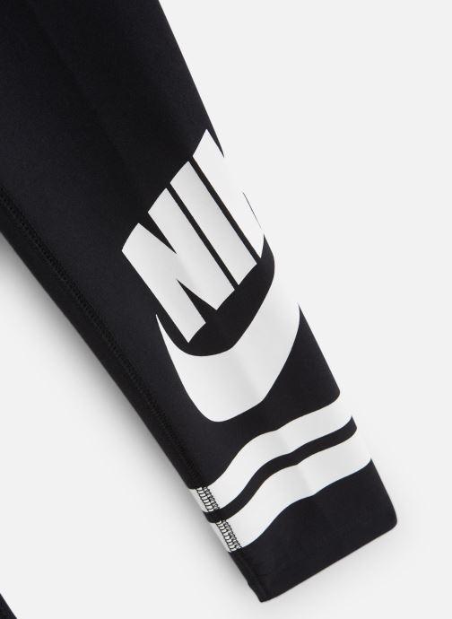 Vêtements Nike Nike Sportswear Legging Gx3 Noir vue portées chaussures