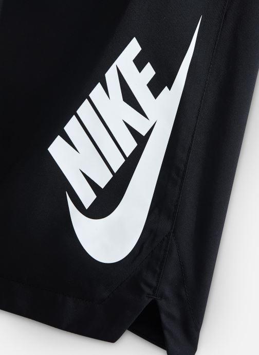 Vêtements Nike Nike Sportswear Woven Short Noir vue portées chaussures