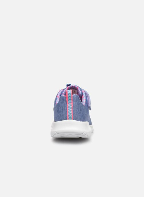 Chaussures de sport Skechers Ultra Flex - First Choice E Bleu vue droite