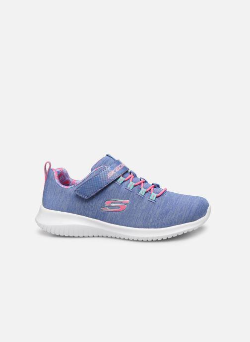 Sportschoenen Skechers Ultra Flex - First Choice E Blauw achterkant