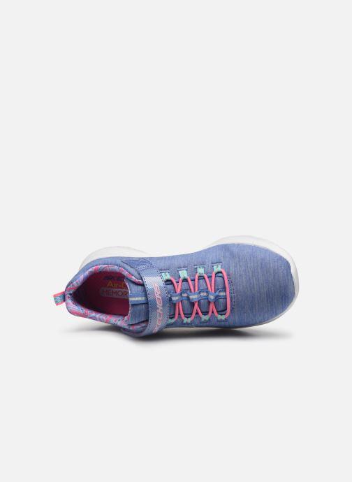 Sportschoenen Skechers Ultra Flex - First Choice E Blauw links